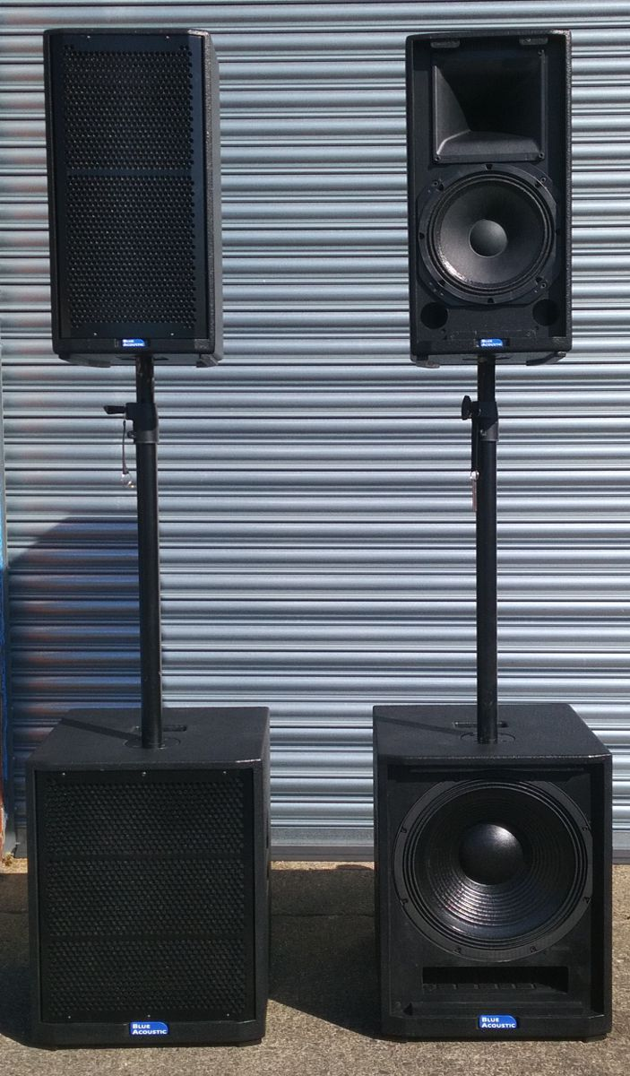 A2 System released  - Blue Acoustic