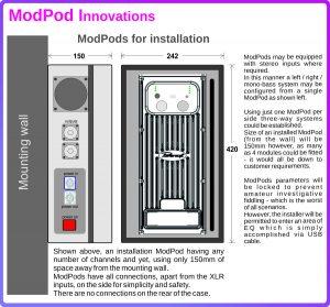 ModPods for installation